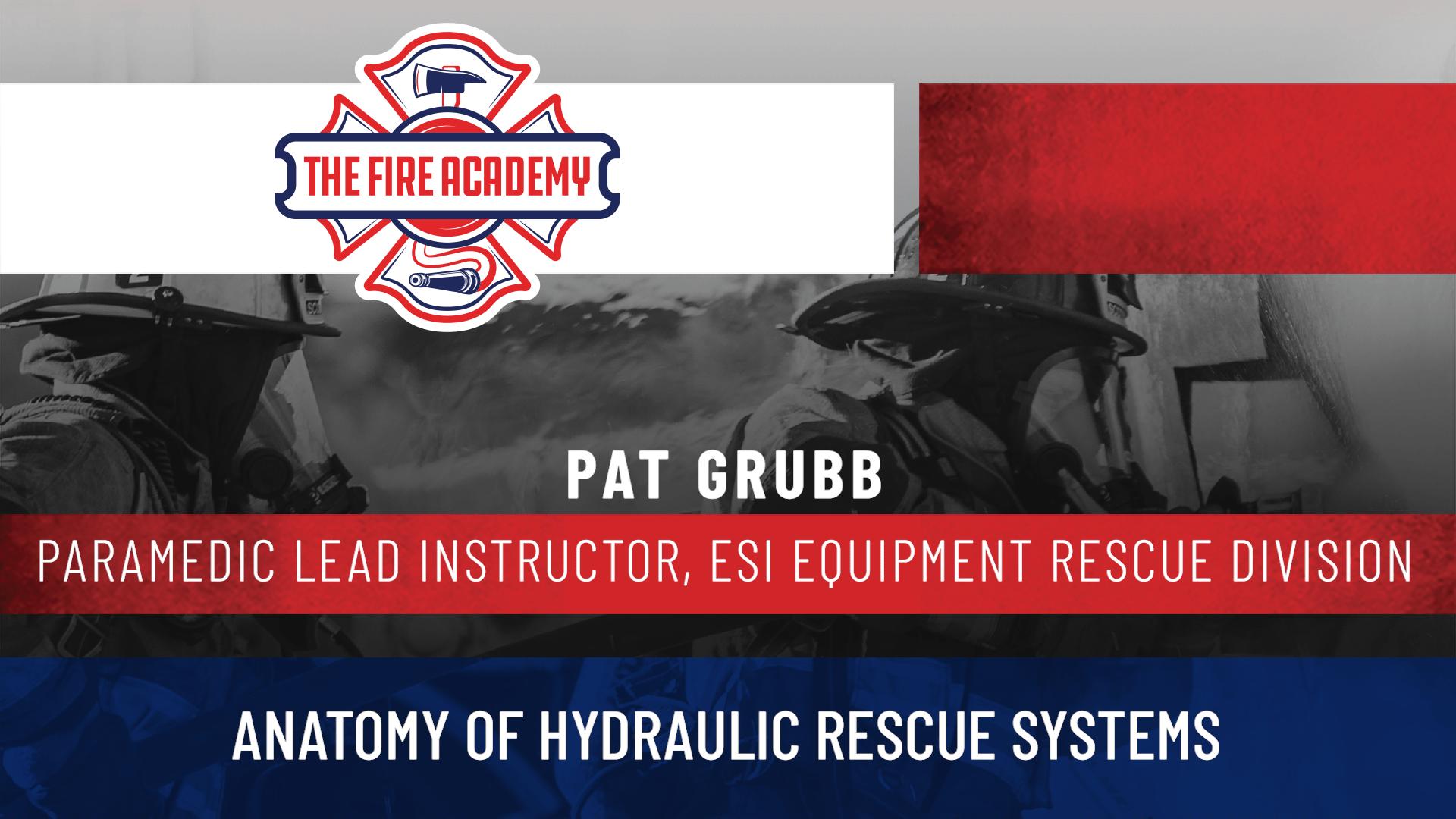 Anatomy of Hydraulic Rescue Systems