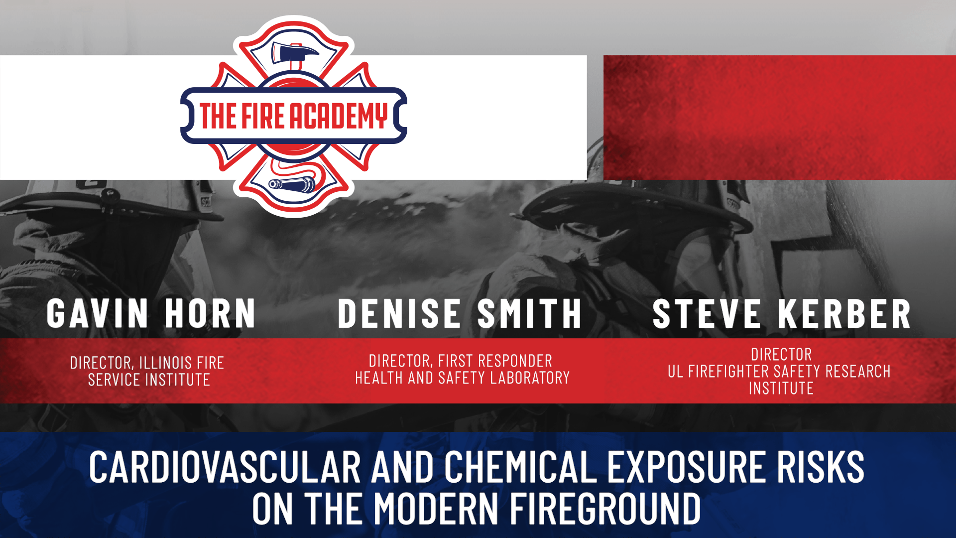 Cardiovascular and Chemical Exposure Risks on the Modern Fireground