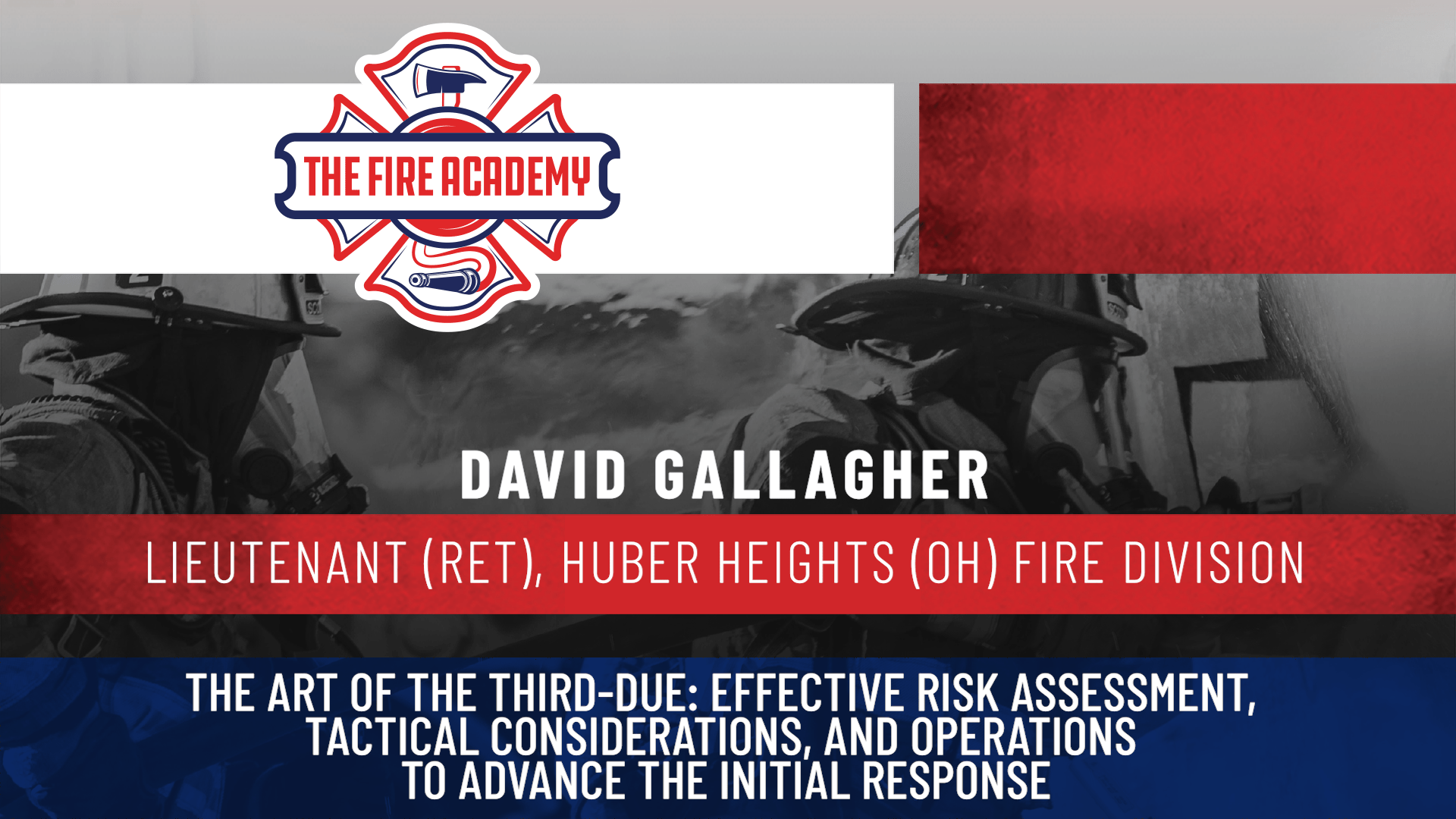 The Art of the Third-Due: Effective Risk Assessment, Tactical Considerations, and Operations to Advance the Initial Response