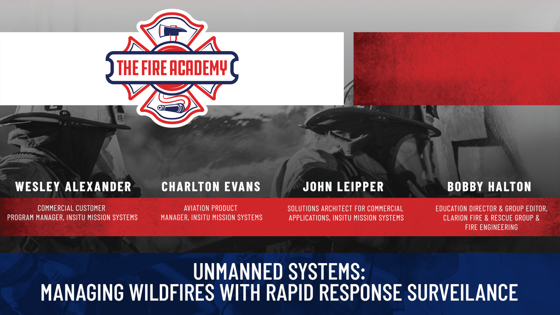 Unmanned Systems: Managing Wildfires with Rapid Response Surveillance