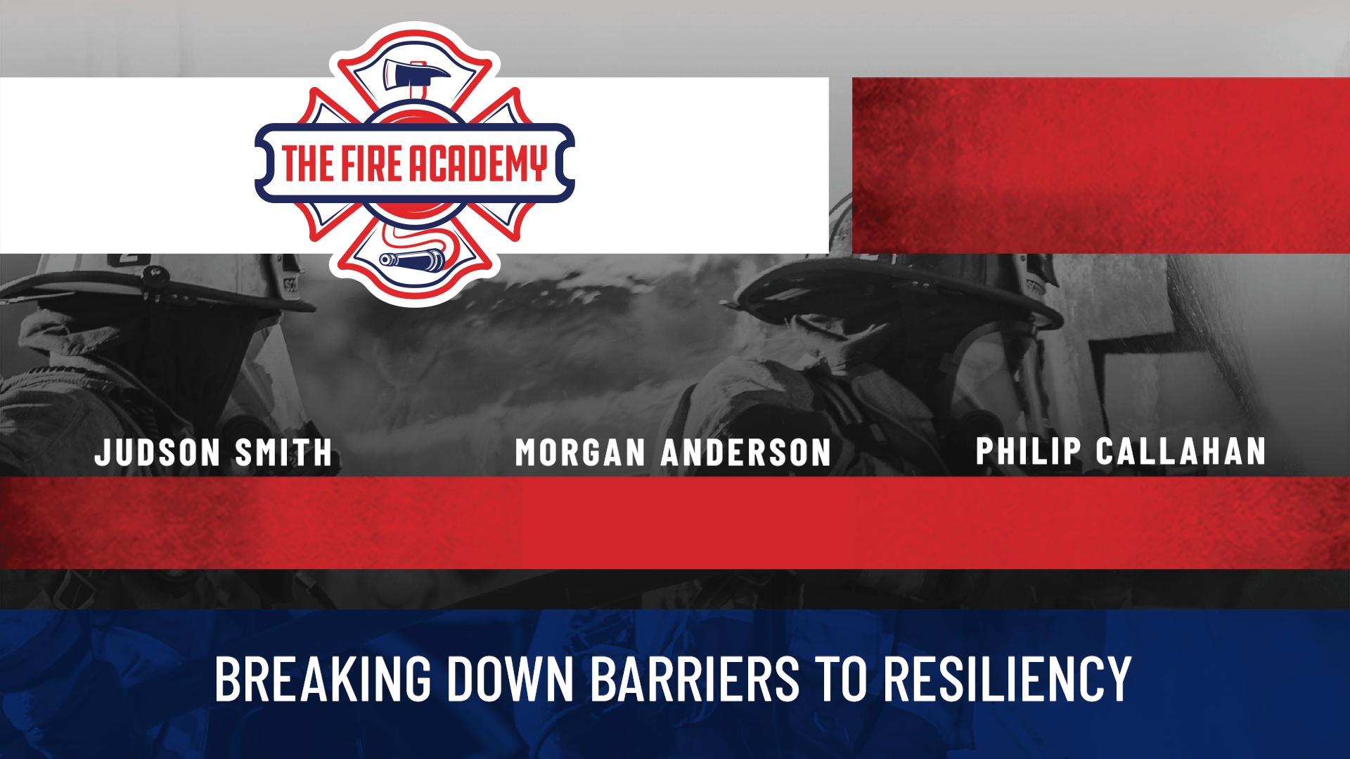 Breaking Down Barriers to Resiliency