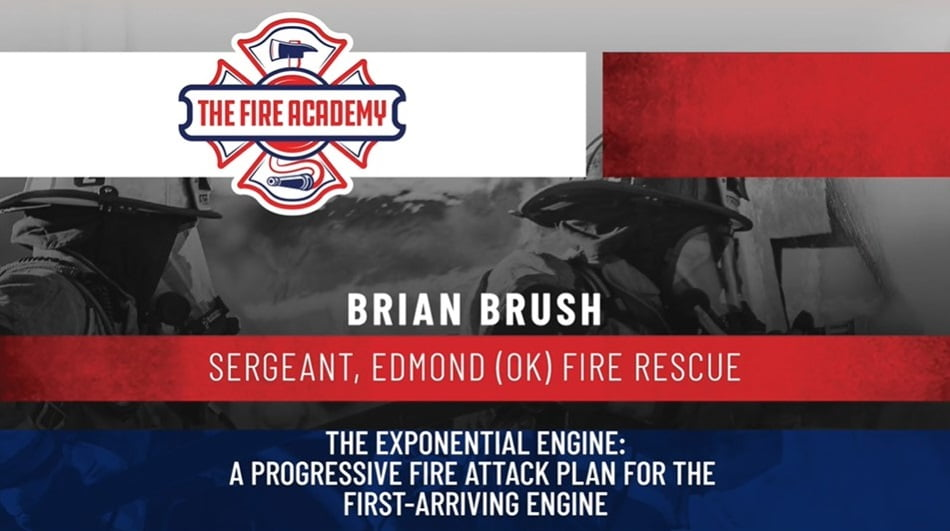The Exponential Engine: A Progressive Fire Attack Plan for the First-Arriving Engine