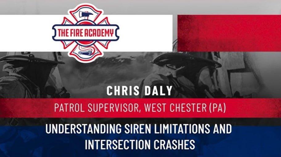 Siren Limitations & Intersection Crashes