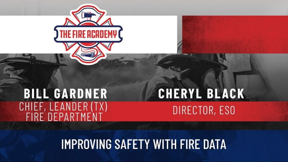 Improving Safety with Fire Data