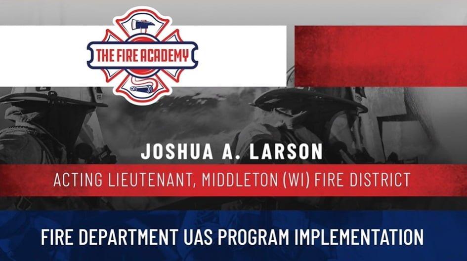Fire Department UAS Program Implementation