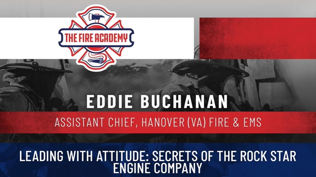 Leading with Attitude: Secrets of the Rock Star Engine Company