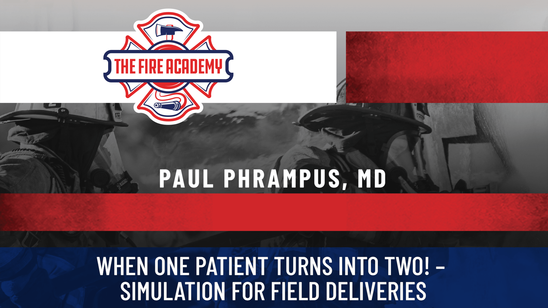 When One Patient Turns into Two! – Simulation for Field Deliveries
