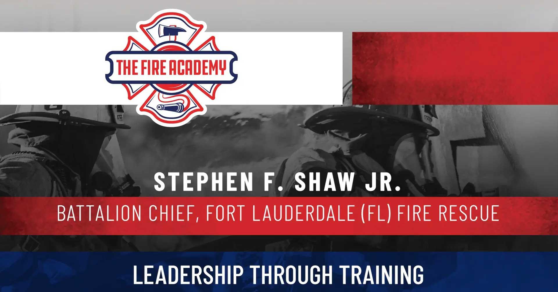 Leadership Through Training