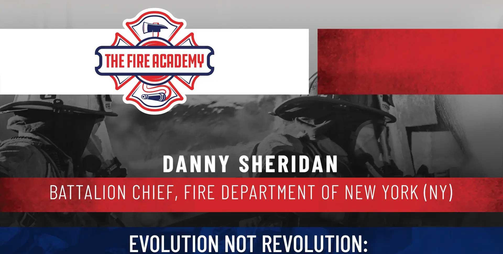 Evolution, Not Revolution: Urban Fire Dynamics Boot Camp