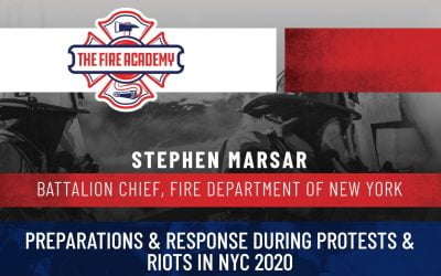 Preparation and Response During Protest and Riots in NYC 2020